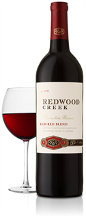 Redwood Creek Rich Red Blend 750ml - Case of 12